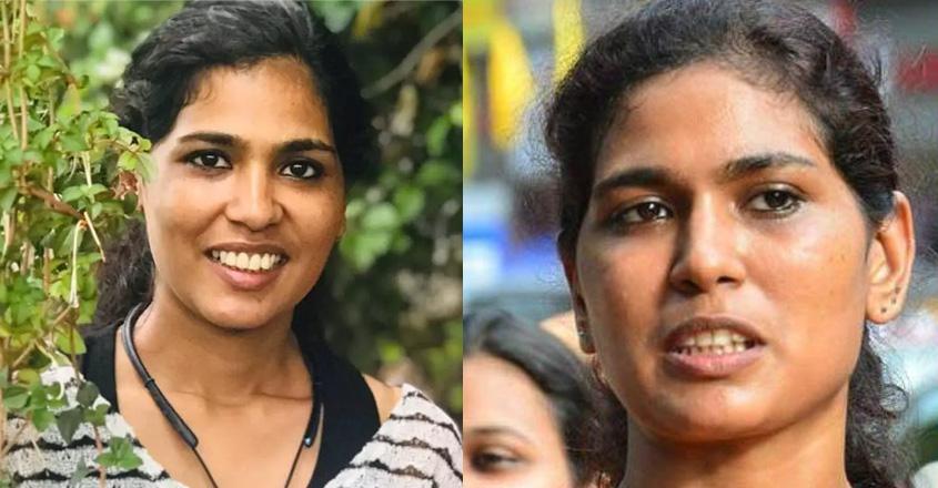 Activist Rehana Fathima Moves Court For Anticipatory Bail In Body Painting Incident Kerala News Manorama English