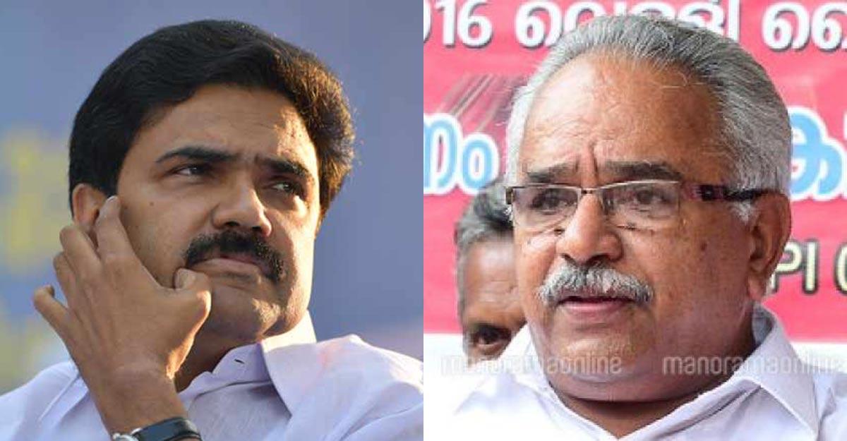 CPI not keen to provide 'LDF ventilator' for KC(M) Jose, Chandy endorses expulsion