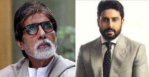 Amitabh Bachchan, Abhishek test coronavirus positive