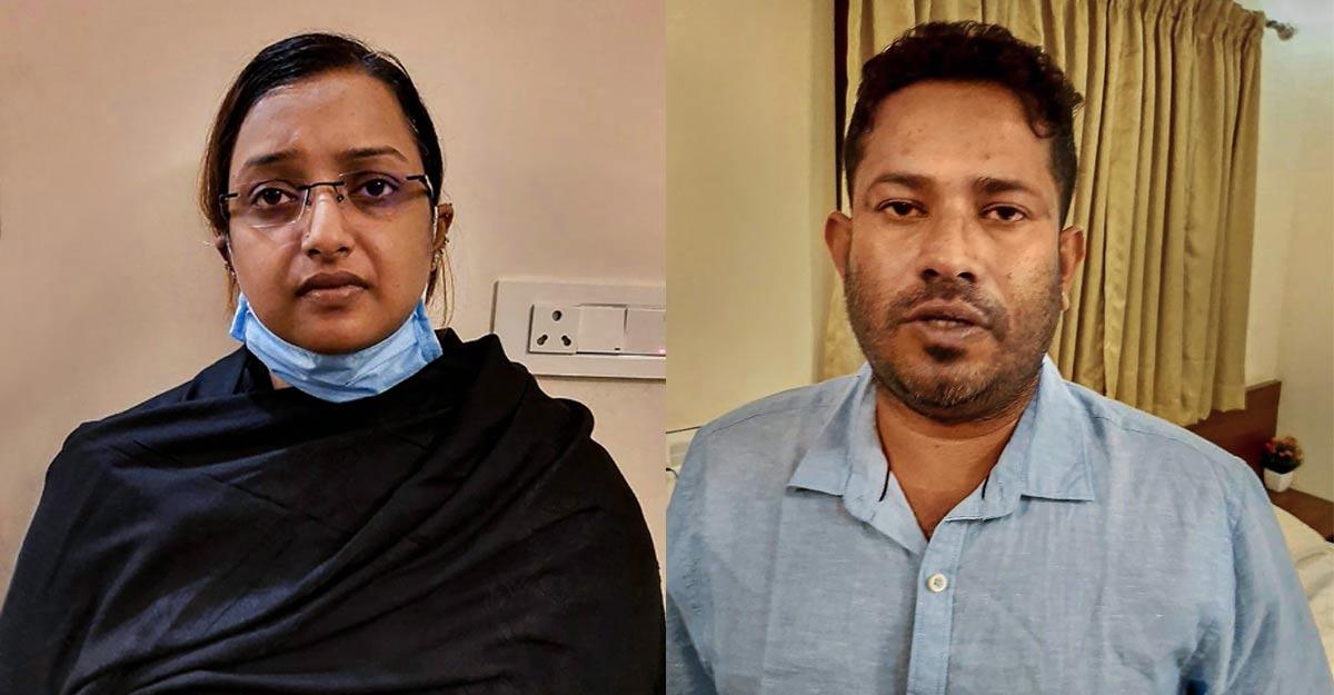 Gold smuggling case: Swapna, Sandeep sent to judicial remand