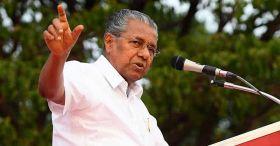 Work together towards a secular, plural India, urges Pinarayi Vijayan
