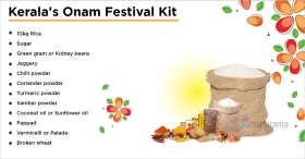 Distribution of Kerala's free Onam kit to begin on Thursday