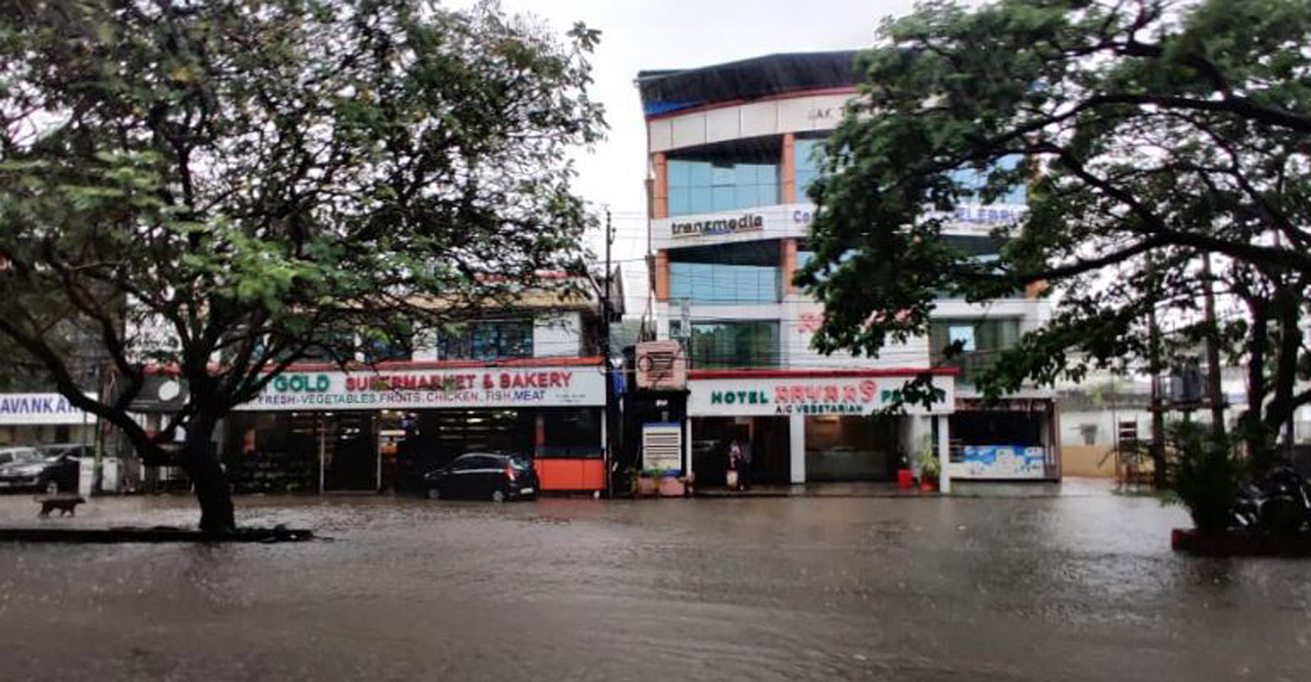 Kerala to receive heavy rainfall till August 4
