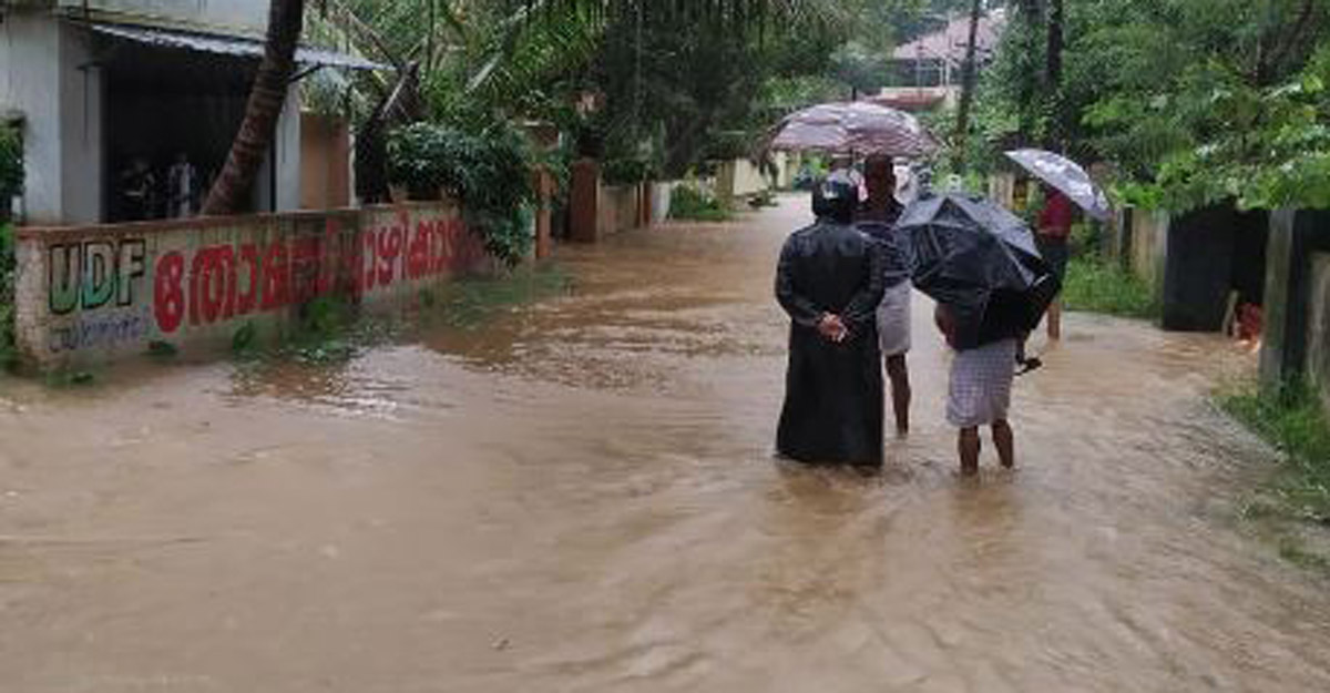 Heavy rains likely till August 5, yellow alert in 10 districts