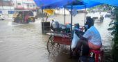 Heavy rain: Orange alert in northern districts, CM urges all to be vigilent