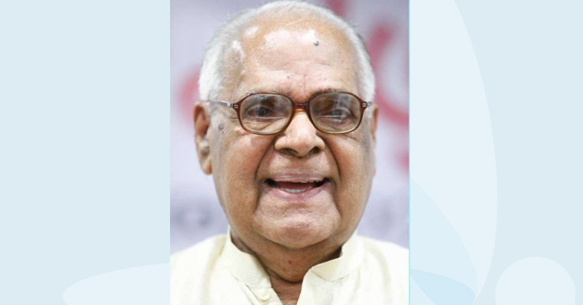 Freedom fighter, Gandhi disciple Rairu Nair, 98, passes away