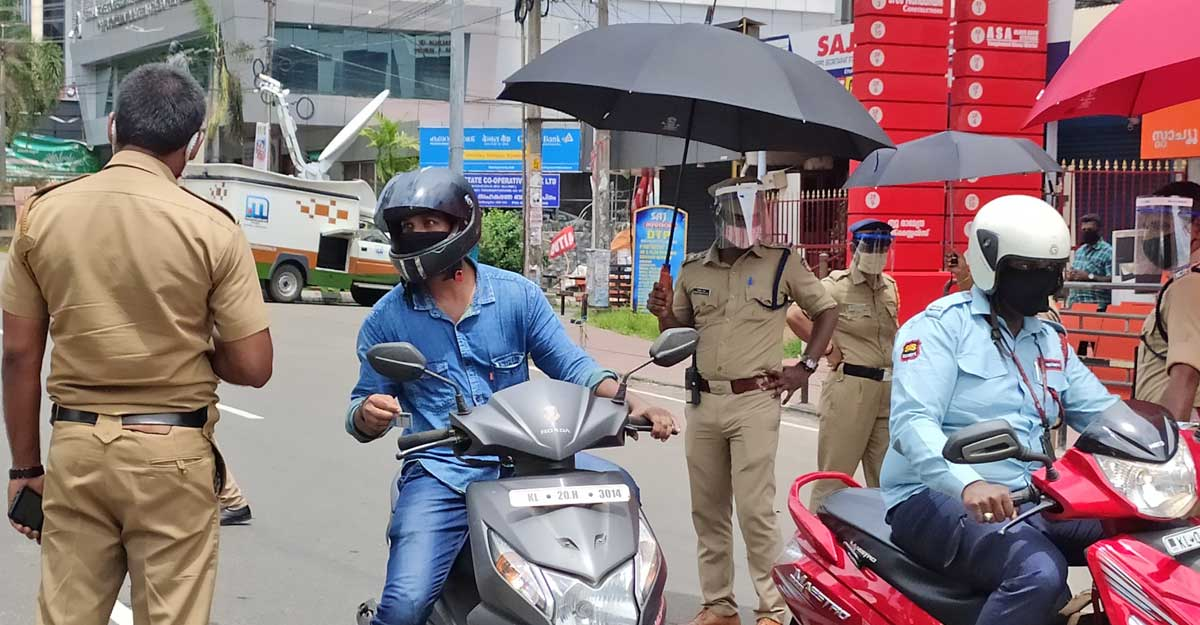 10-day lockdown in Thiruvananthapuram's coastal areas from midnight