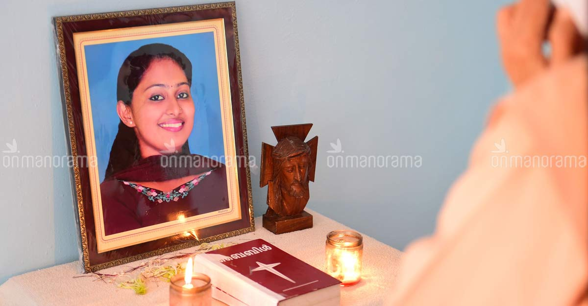 Merin Joy, who was stabbed to death by husband, to be laid to rest in US