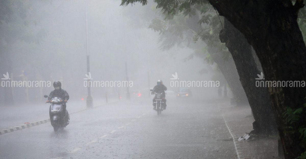 Heavy rain likely in Kerala, Yellow alert in seven districts