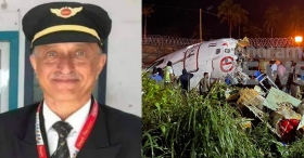 'An honour to fly with you': A Keralite doctor's tribute to Air India pilot Deepak Sathe