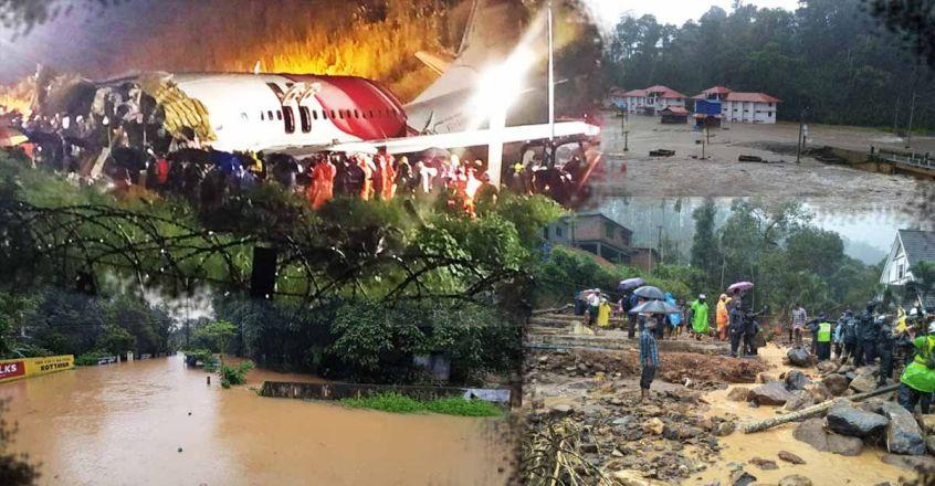 Kerala's Black Friday: 47 deaths due to rains, landslides & flight accident