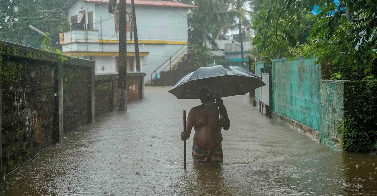 Flash floods, landslides likely as monsoon intensifies in India, IMD issues alert