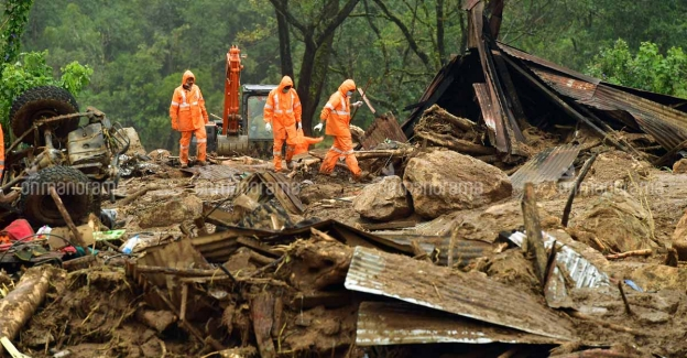 Munnar landslide: 17 bodies recovered on Sunday, death toll rises to 43
