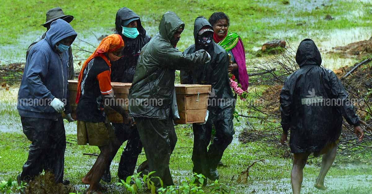 Pettimudi landslide: Three more bodies recovered, toll climbs to 61