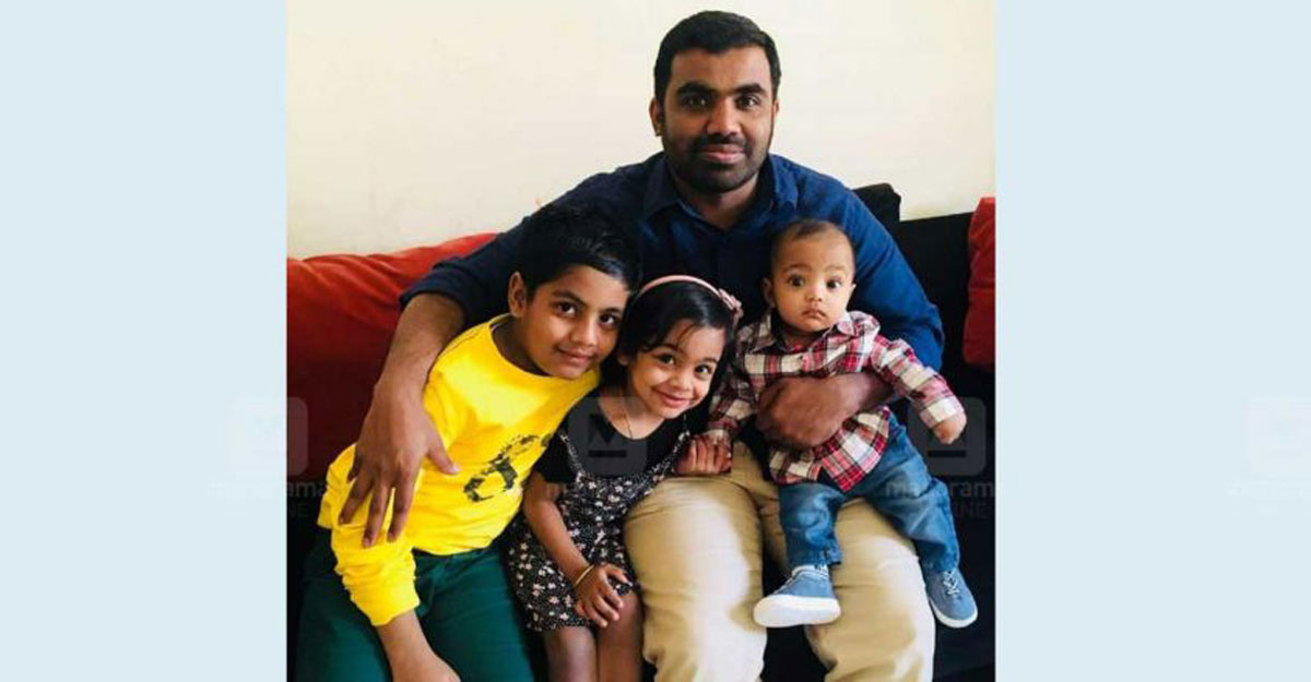 After wife and child died in Kozhikode flight crash, inconsolable Dubai accountant leaves for Kerala