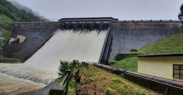 Kerala Rains: Pamba dam shutters lifted, water level reaches 136ft at Mullaperiyar
