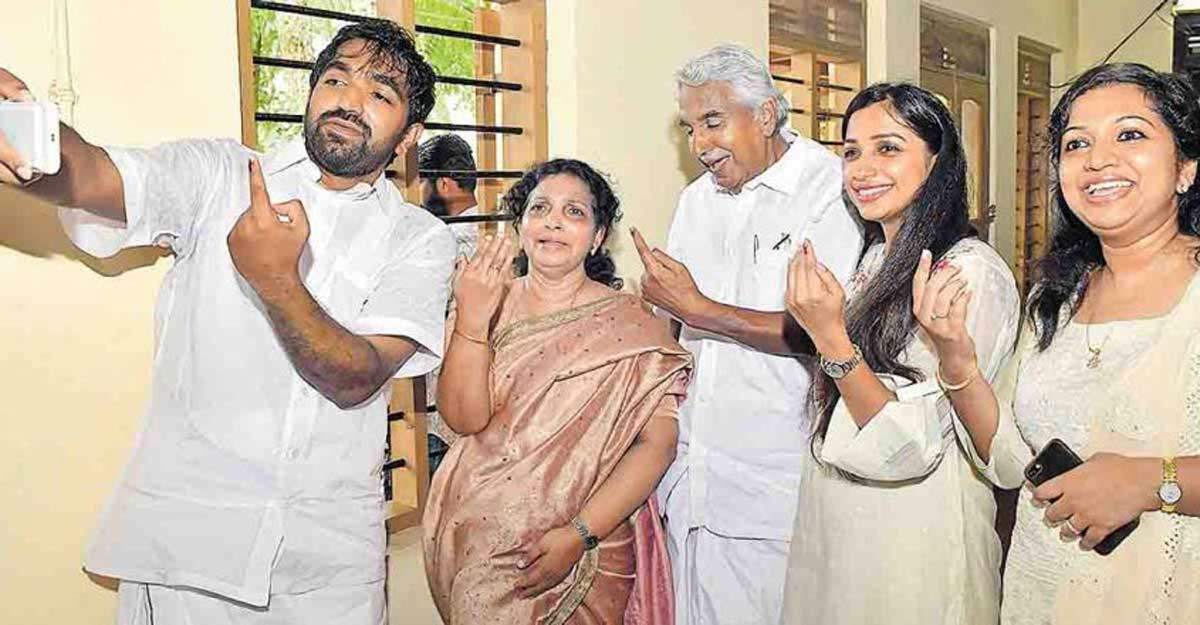 50 years in the Assembly: Mariyamma speaks of husband Oommen Chandy's first love