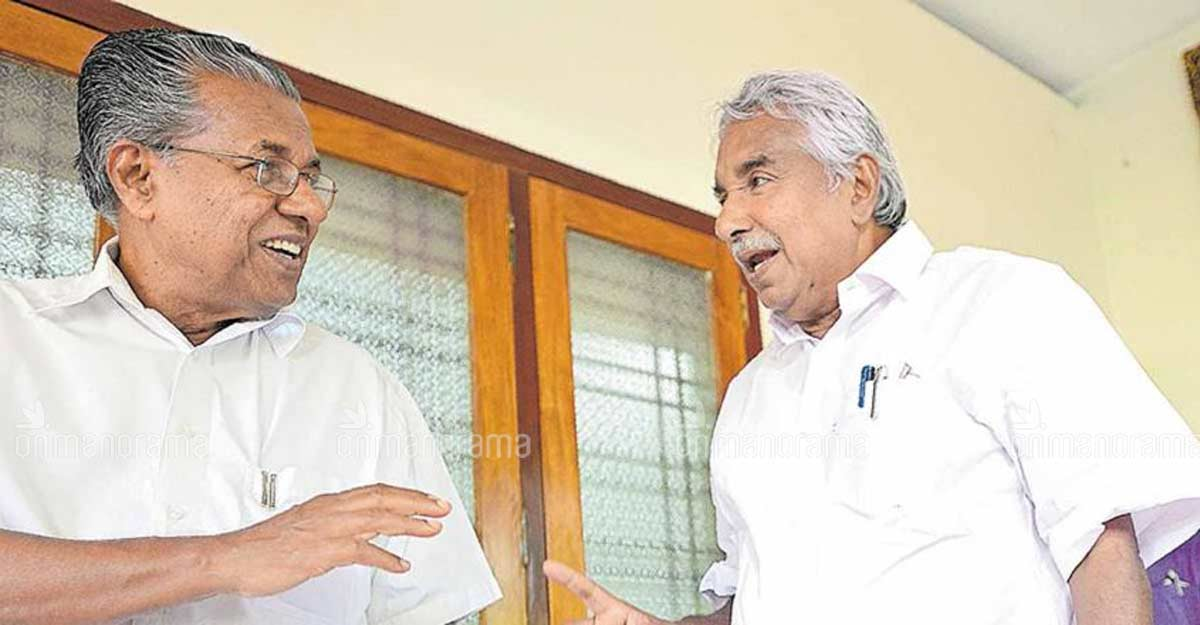 50 years in the Assembly: Pinarayi terms Oommen Chandy a rare human being