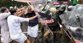 Protests rage in Kerala seeking minister Jaleel's resignation