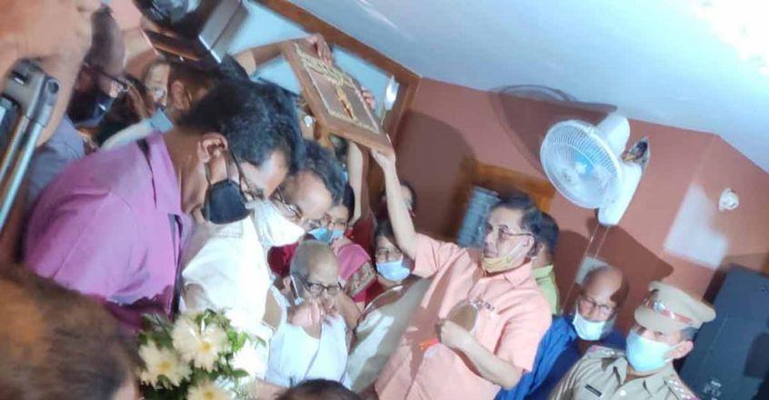 Malayalam poet Akkitham Achuthan wins Jnanpith award