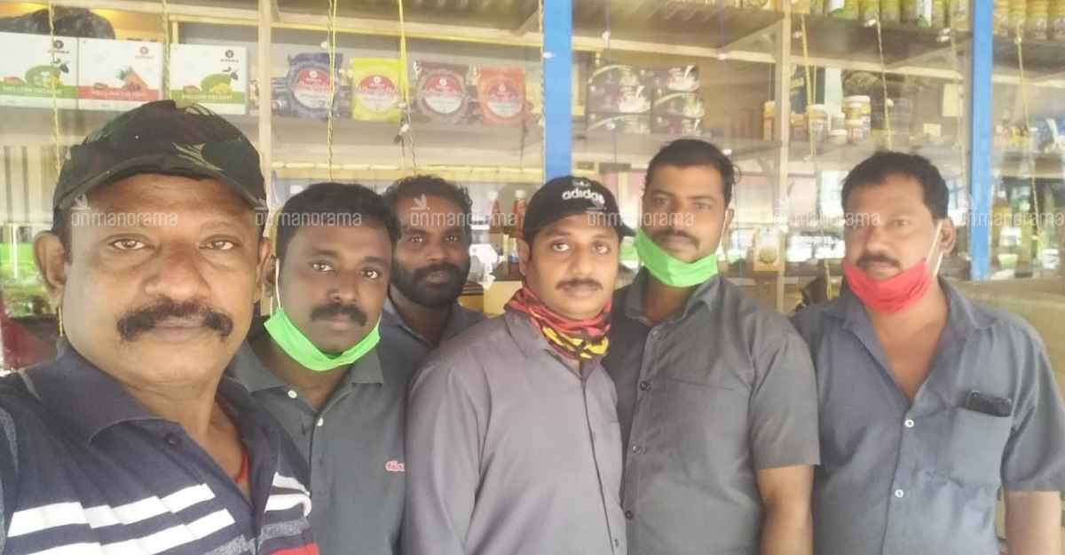KSRTC mechanics who built the food mart