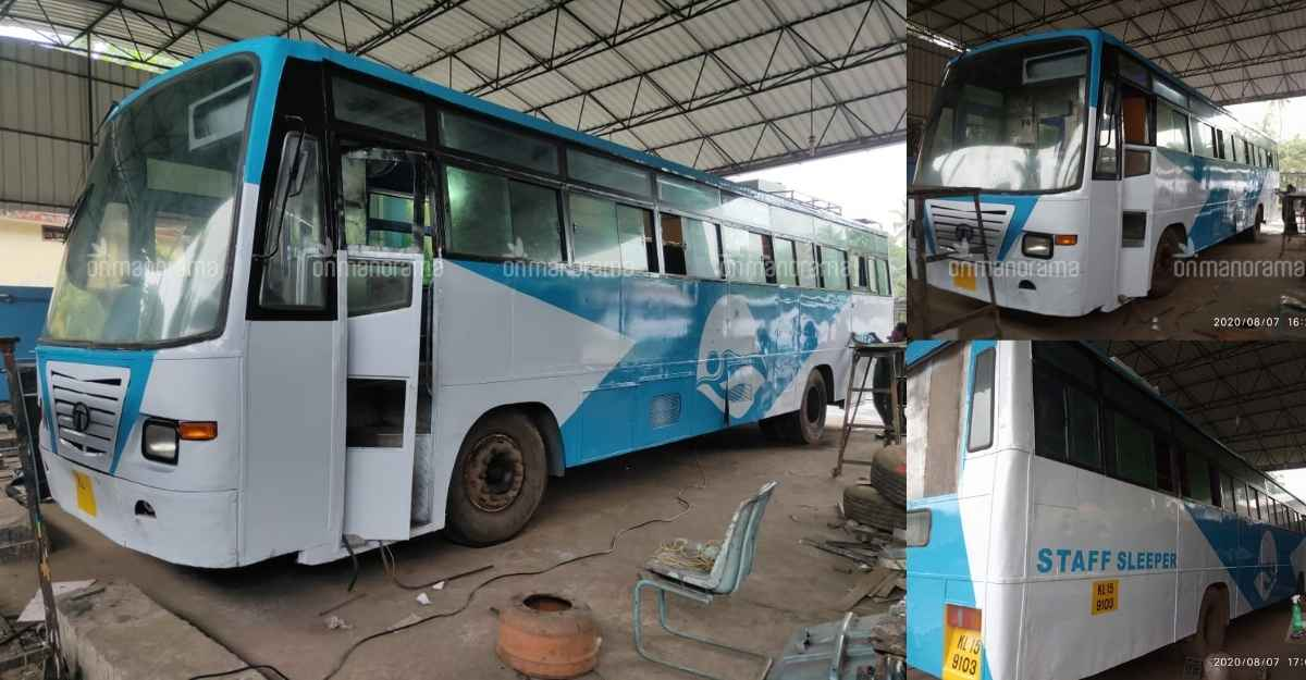 Camper vans, food trucks, rest rooms from old buses: KSRTC shifts gear to drive out of red