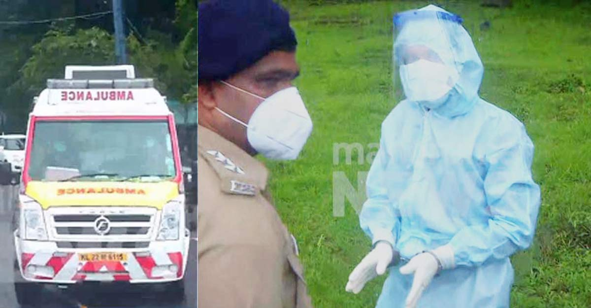 It's easy for a murderer or rapist to be an ambulance driver in Kerala