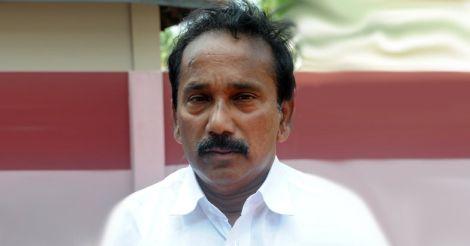 NCP state president Uzhavoor Vijayan passes away