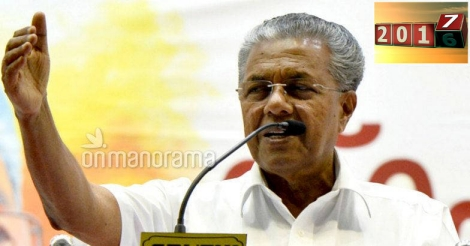 Pinarayi's year for sure, but uneasy lies the road ahead