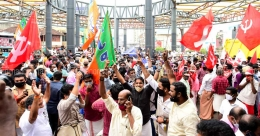 Civic poll results dampen BJP's hopes about Kerala