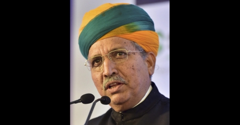 Govt keeping 'close watch' on Tata matter: Meghwal