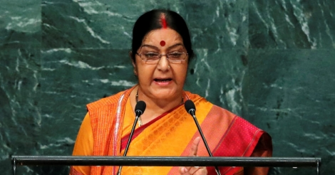 Kovind selected for his abilities, not because Dalit: Sushma Swaraj