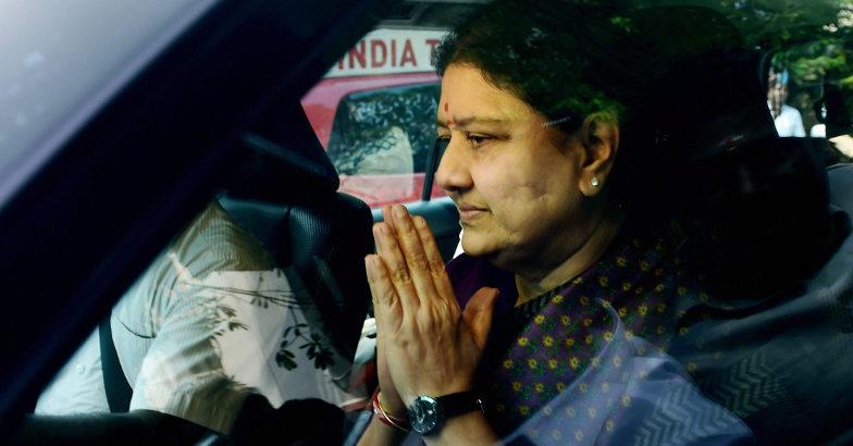 Sasikala may be released on Jan 27, says Karnataka Prison department