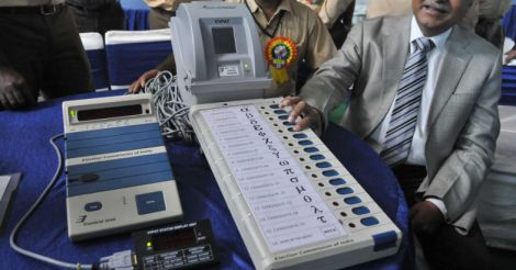 Cabinet clears EC's proposal to buy VVPAT machines