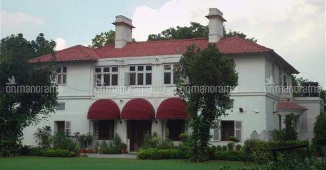 10, Rajaji Marg to be president Pranab Mukherjee's home post-retirement