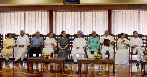 Ample time to stitch up grand coalition against BJP
