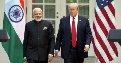 Cloud over H1-B visa at Modi-Trump meet has a silver lining
