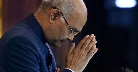 In first speech as president, Kovind seeks more opportunity for underprivileged