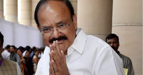 Venkaiah Naidu wins vice-presidential polls