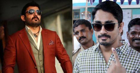 Shameful days for democracy, says Tamil actors