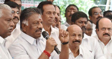 Panneerselvam faction of AIADMK to support NDA's Ram Nath Kovind