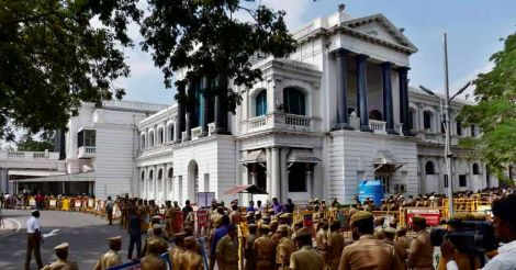 Mobocracy tramples electorate in TN's temple of democracy