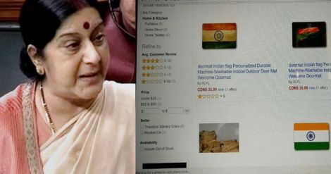 Sushma Swaraj's Twitter rap to Amazon – why not?