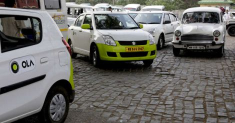 Ola taxi driver arrested for slapping woman in Kochi