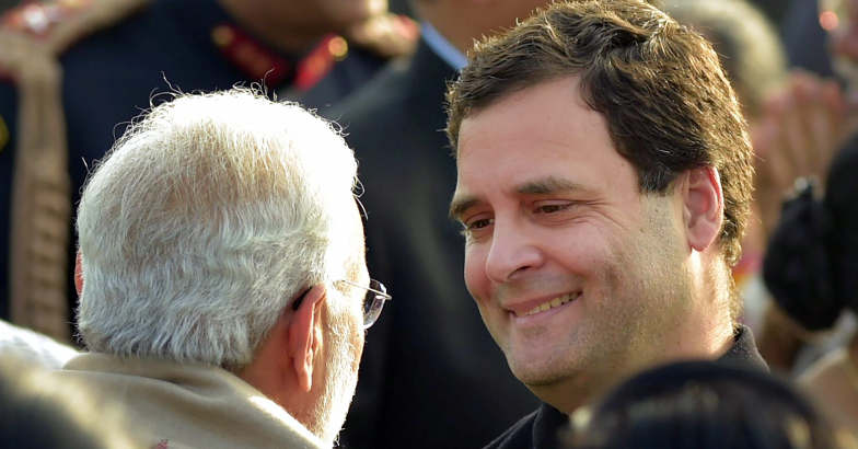 Rahul greets Modi on 70th birthday, annual digital ritual electrifies Twitterati