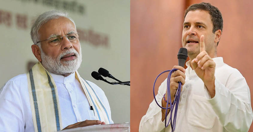 Who benefitted most from Pulwama attack, asks Rahul; BJP calls him terror sympathiser