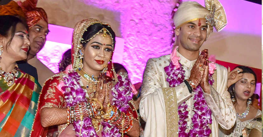 Lalu's son Tej Pratap files for divorce after 6 months of marriage