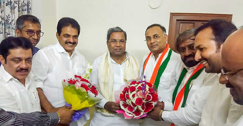 Congress-JD(S) wins K'taka bypolls