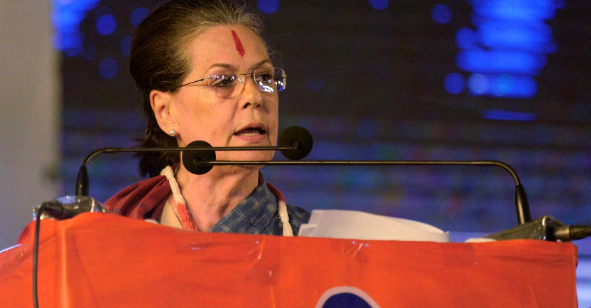 How far Sonia can infuse new life into Congress in her second stint