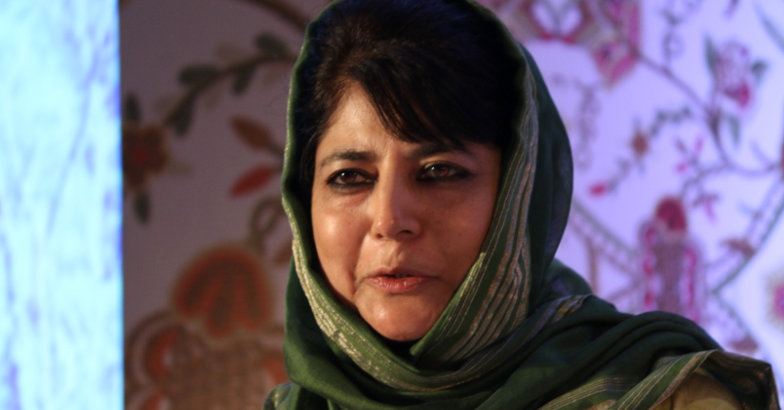 Article 370 won't be restored: Law minister's response to Mehbooba Mufti